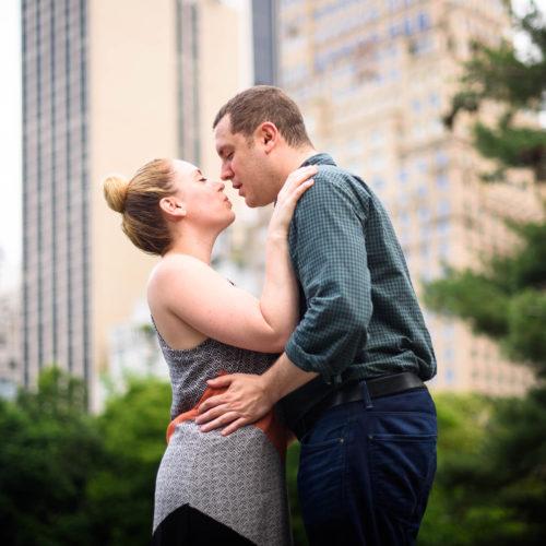Sarah & Zach || Central Park, NY
